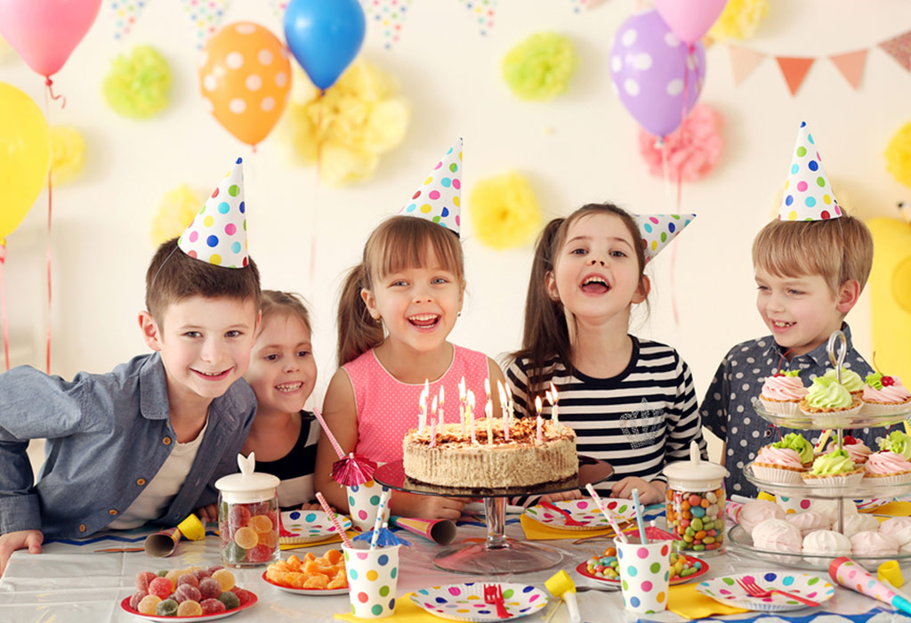 Kids' Birthday Party Ideas to Make the Occasion Even More Fun